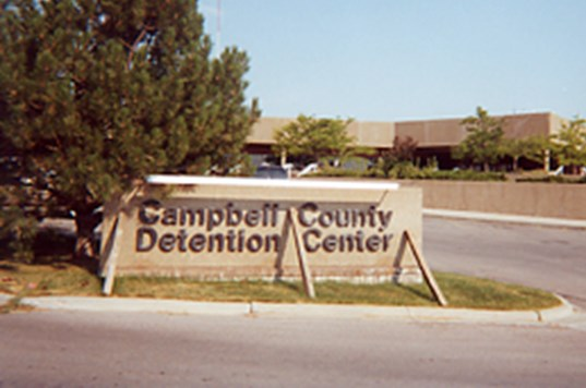 Campbell County Dentention Center - WY