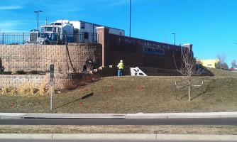 Douglas County Sheriff Mse Wall Repair