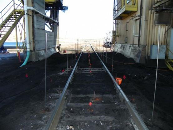 Dry Fork Mine Rail - WY Stabilization