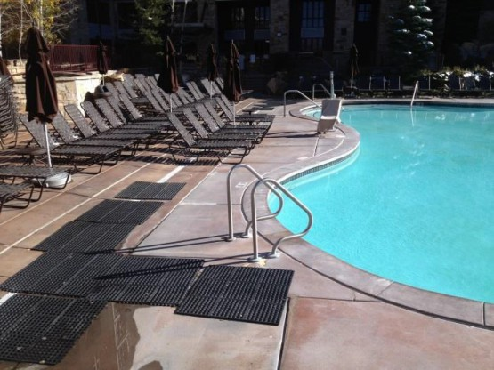 Marriott Mountainside Pool